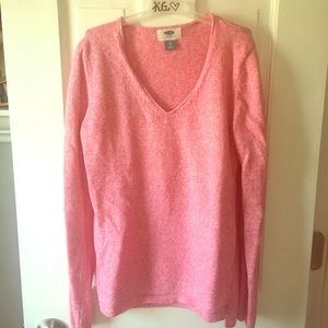 Old Navy Pink Sweater💕XS